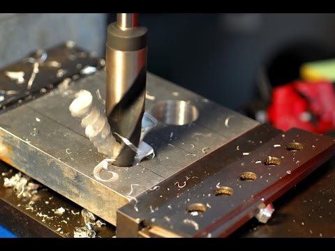 How to Steel Plate drilling