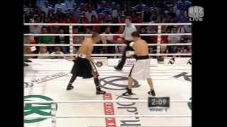 Gennady Golovkin v Makoto Fuchigami (Full Fight)