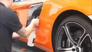 Spotless detailing Mclaren 650s Xpel Full front end & rocker kit Protection