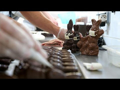 Βέλγιο: Ο ιός και η σοκολάτα