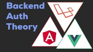 LARAVEL API + SPA AUTH THEORY | Laravel + Angular 2 / Vue.js 2
