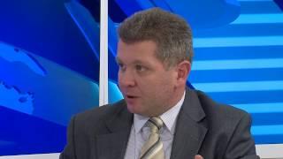 Гость в студии: руководитель ПЖКХ Евгений Оленов
