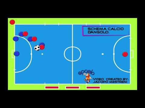 Preview video Schema calcio d´angolo#1.