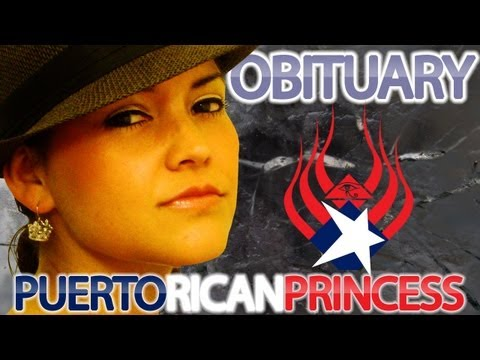 Obituary (Official Music Video) - Puerto Rican Princess