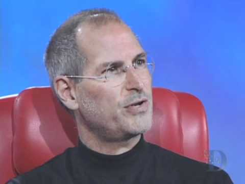 Steve Jobs and the importance of passion
