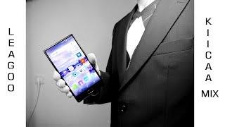 Leagoo Kiicaa Mix - Alltagstest - Starkes bezelles China Phone getestet - Review - Deutsch