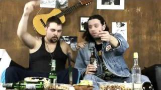 Ruda z Ostravy feat. Yetty - Tata zvrací