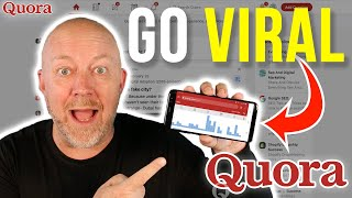 3 Simple Tips to Go Viral with Quora