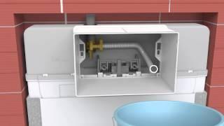 Noken Smart Line: concealed cistern for wall-hung WC   PORCELANOSA Group