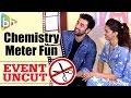 Deepika Padukone Launch Chemistry Meter | Tamasha | Event Uncut