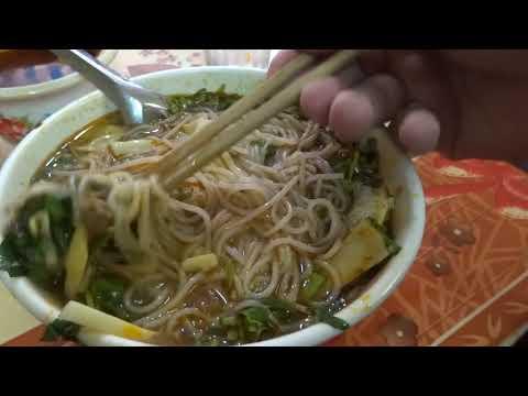 ก๋วยเตี๋ยวหอยขมเวียดนาม กินสะใจอีกแล้ว Thái Bình noodle