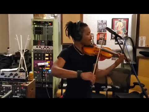 """Snoh Aalegra """"I Want You Around"""" Violin Cover"""