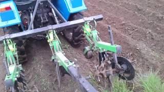 Культиватор для прополки картоплі Їжаки.Cultivator For Weeding Potatoes (Xingtai 244) Hedgehogs