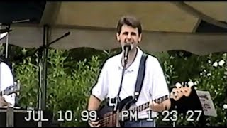 """July 10, 1999 - """"Can"""" Live At Goodstock '99"""