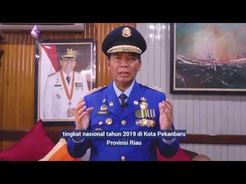 Ayo Sukseskan HUT Damkar ke 100 di kota Pekanbaru
