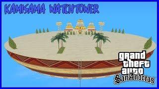 GTA SA Kamisama Watchtower