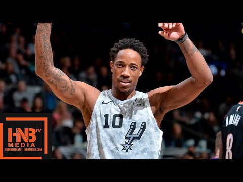 San Antonio Spurs vs Portland Trail Blazers Full Game Highlights | March 16, 2018-19 NBA Season