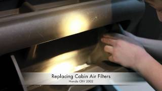 2003 honda crv cabin filter replacement most popular videos replacing cabin air filters on honda crv 2002 fandeluxe Images