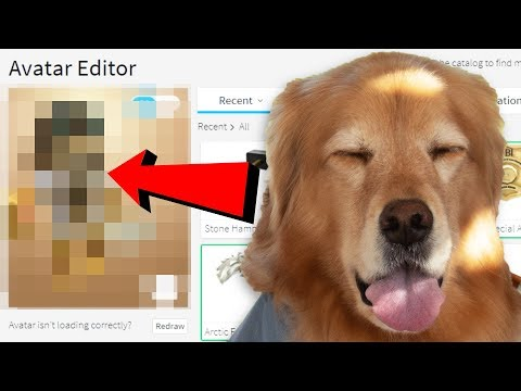 Making my dog a roblox account