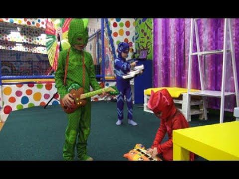 Baby / Toddler Boys Gekko Costume - Pj Masks Video Review