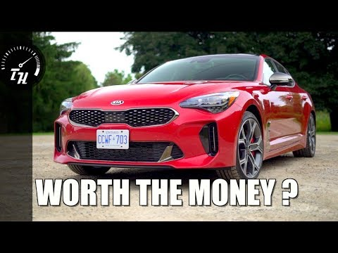 Should you be EMBARRASSED to spend $49000 on a Kia Stinger GT?