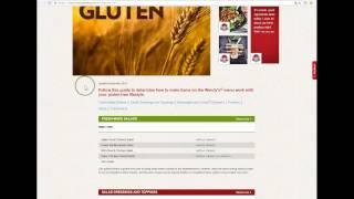 Wendys Gluten-Free Menu Review