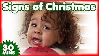 ♪ Signs Of Christmas | Christmas Songs For Kids