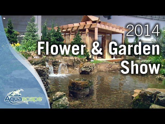 Chicago Flower & Garden Show 2014 - Aquascape Designs