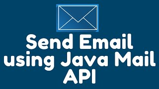 How to send an Email using Java Mail API in a Java web application ?