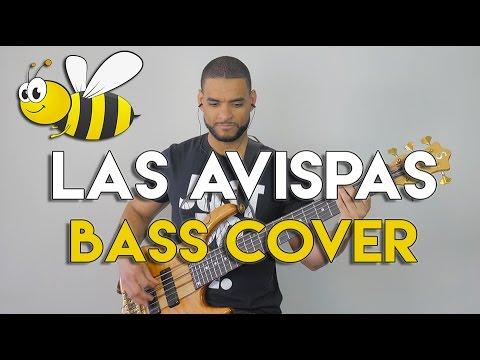 Juan Luis Guerra - Las Avispas - Bass Cover