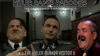 The Hitler Bunker Visitor II