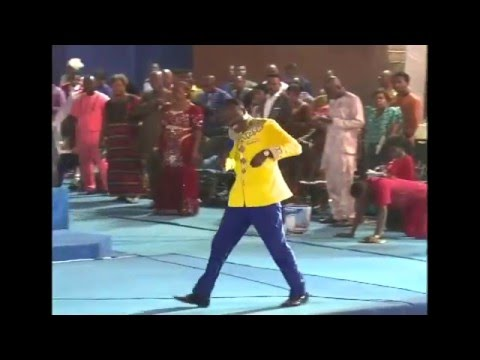 #Apostle Johnson Suleman(Prof) #April 2016 Fire And Miracle Night #2of2