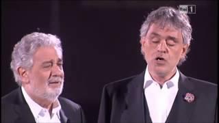 Non Ti Scordar Di Me - Andrea Bocelli & Plácido Domingo