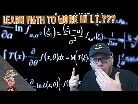 How Can Math Help You in Information Technology Jobs?
