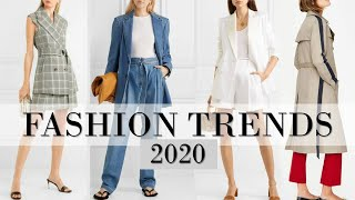 10 Things Well ALL Be Wearing In 2020 | Fashion Over 40