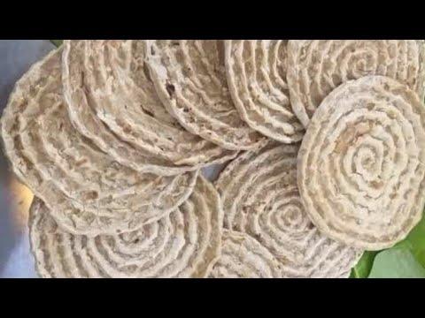 CHONGE FULL RECIPE AUTHENTIC SWEET FOOD RECIPE INDIAN DESERT