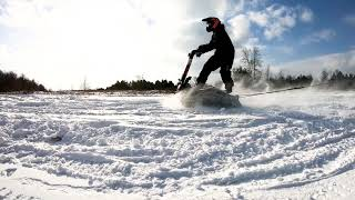 DTV Shredder - Snowboard Fun