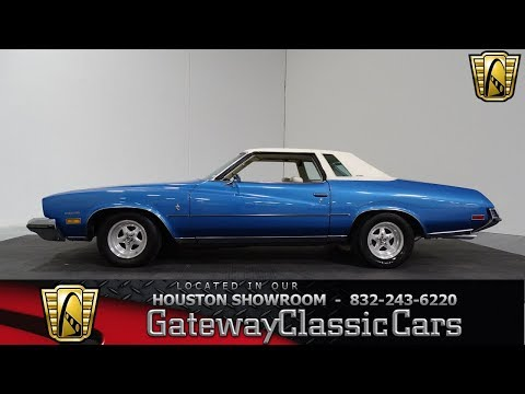 Video of '73 Buick Regal - $13,595.00 Offered by Gateway Classic Cars - Houston - LF41