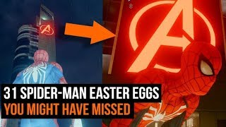 31 Spider-Man Easter Eggs & Tiny Details You Might Have Missed