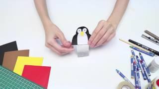 วิธีทำถุงชา นกเพนกวินคูลๆ by SistaCafe