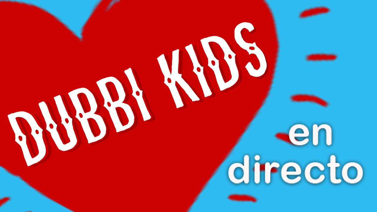 DUBBI KIDS. Rock en familia. Música en directo para niños y grandes.