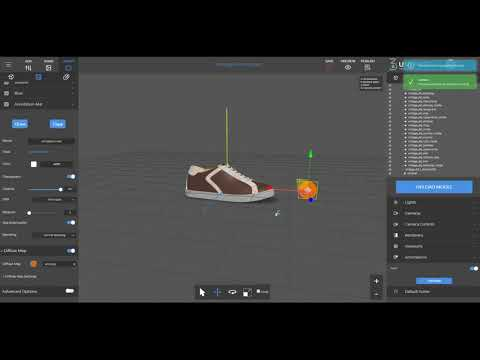 Unlimited3D platform - How to create annotations