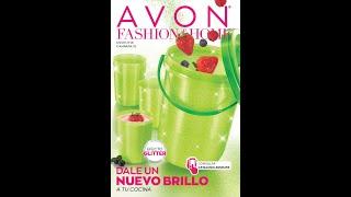 Avon Folleto México Fashion & Home Campaña 15 2020