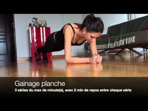 Comme faire balancer vite les muscles