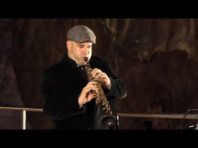 Gavino Murgia - Inderbinen Sopransax