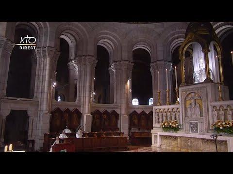 Prière du Milieu du jour du 14 octobre 2021 des Bénédictines du Sacré-Coeur de Montmartre