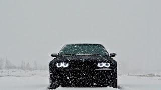 E46 BMW ///M3 Short Film - Winter