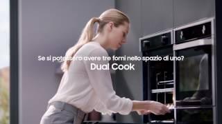 Scopri la nuova linea di frigoriferi da incasso Samsung