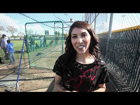 Softball Andrea Duran