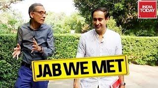 Abhijit Banerjee, Nobel Laureate In Conversation With Rahul